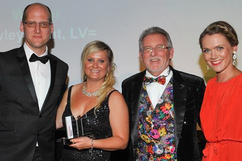 Outstanding Insurer Claims Individual of the Year: Hayley Mant, LV=